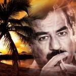 Saddam plage