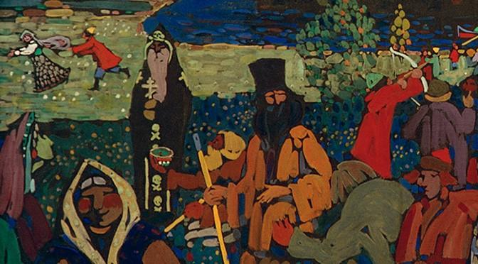 La vie mélangée – Vassily Kandinsky – 1907