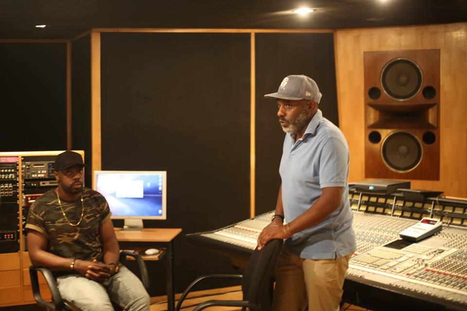 Jams BKS (compositeur de la B.O), Jean-Claude Barny ( réalisateur du film LGDA)